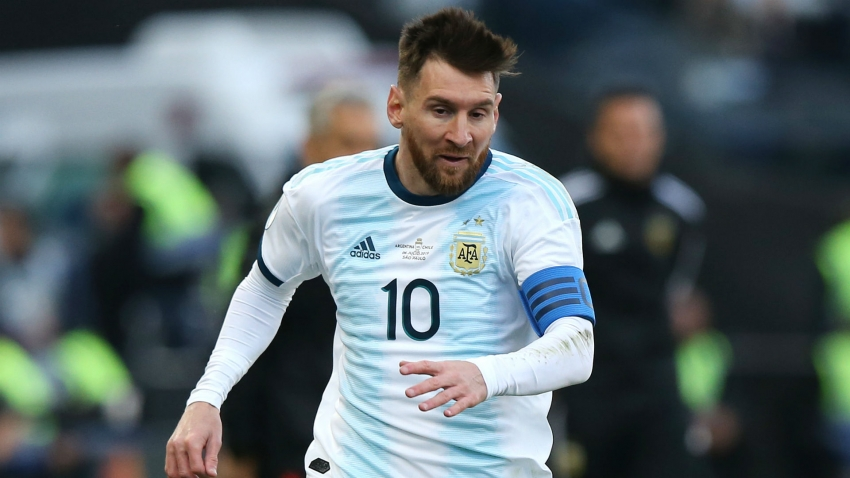 Brazil captain Thiago Silva 'proud' to play against Argentina icon Messi