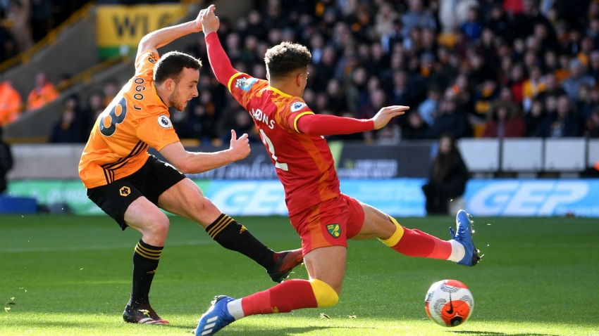 Wolves 3-0 Norwich City: Five in two games for in-form Jota