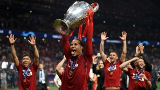 Ballon d'Or: Van Dijk one of seven Liverpool players in running for top award