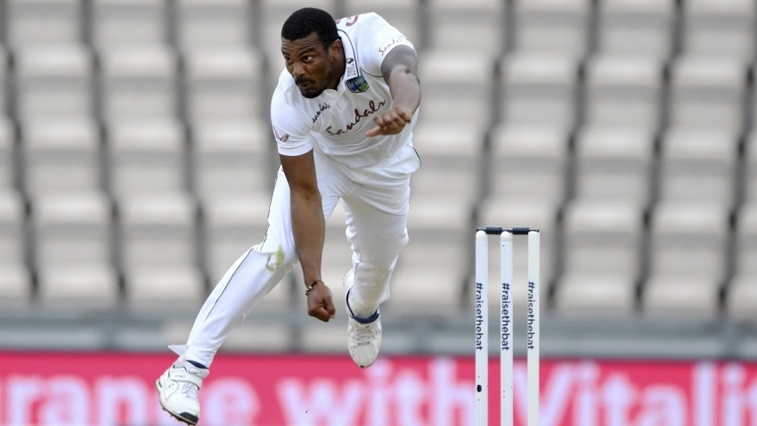 'Shannon was outstanding' - Holder hails Windies 'weapon' Gabriel
