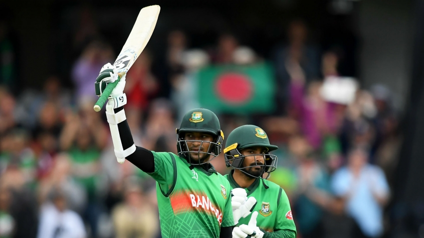 Shakib stars for Bangladesh as Afghanistan are beaten again