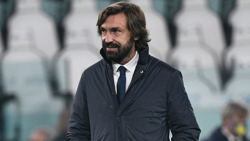 Pirlo not worried ahead of Barcelona clash as Juventus held again