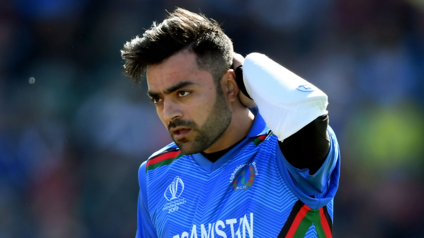 Afghanistan appoint 20-year-old Rashid as captain in all three formats