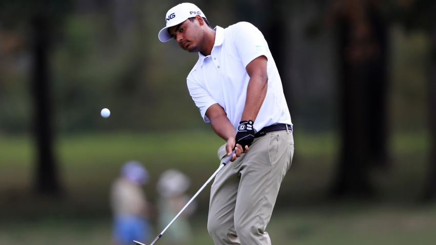 Munoz clinches first PGA Tour title with play-off win