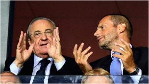 European Super League: Ceferin launches stinging rebuttal to Perez - he is the president of nothing