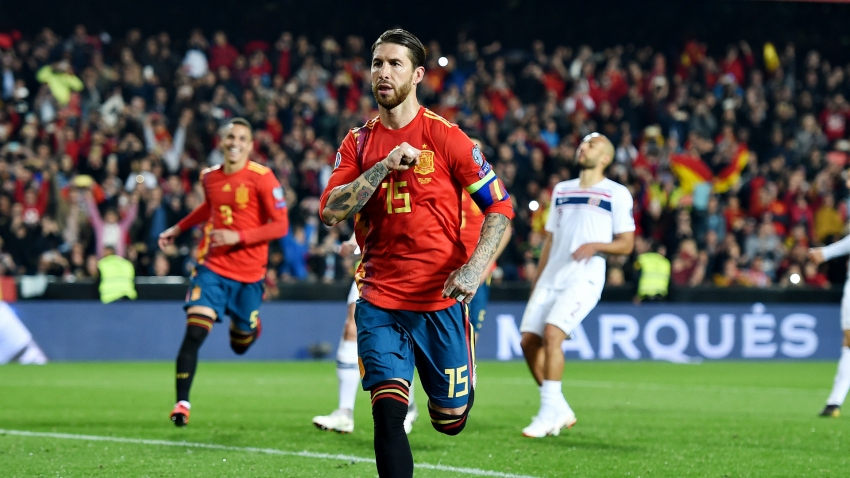 'Competitive animal' Ramos would relish Olympics challenge, says Marchena