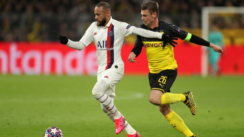 Tuchel felt Neymar lacked rhythm, backs Mbappe after Dortmund loss