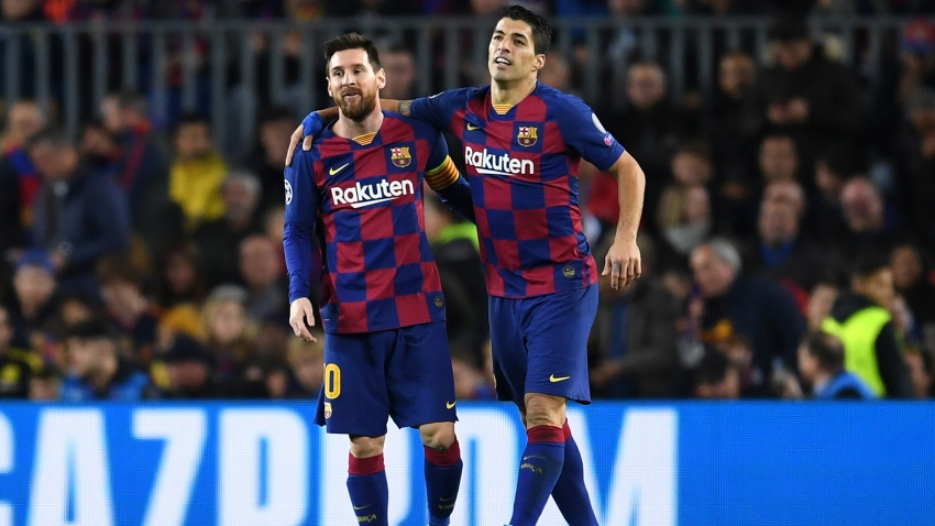 Messi knows me well – Suarez proud after Barcelona star's backing