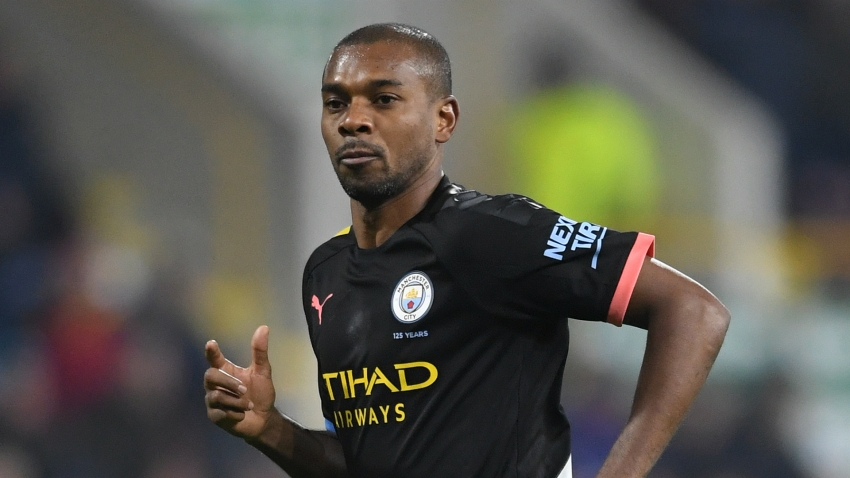 Fernandinho: Role change not the reason for Manchester City slump