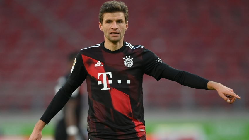 A windy night in Stoke? Muller uses shock reference after Bayern win