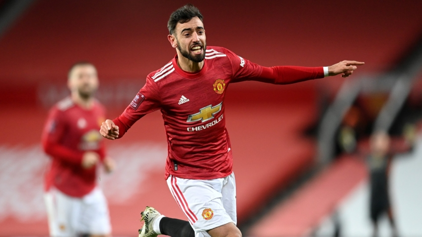 Bruno Fernandes creates chances without touching the ball – Solskjaer