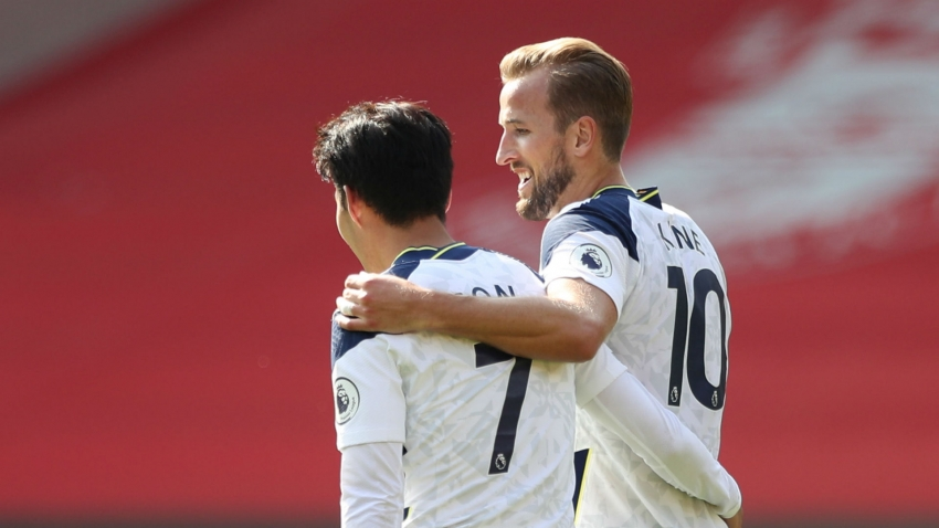 Son and Kane make Premier League history in Spurs' Southampton rout