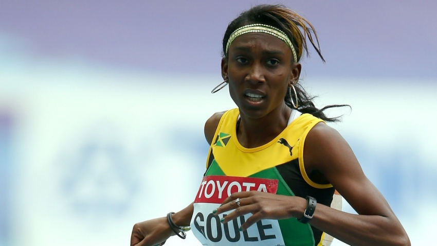 Coach Mark Elliott impressed with Natoya Goule's huge new 800m PB