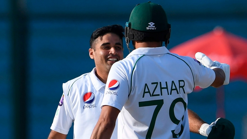 Centurions Abid and Azhar dominate before Muzarabani hits back for Zimbabwe
