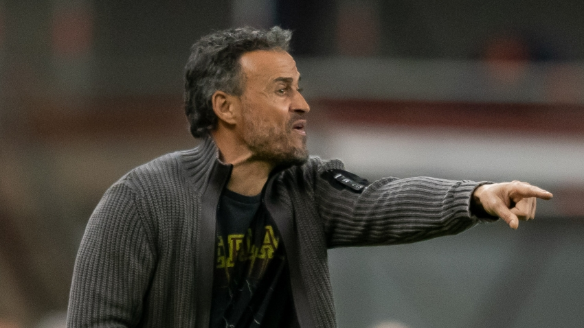 Luis Enrique hopes for Barcelona bright future as Spain coach votes in club election