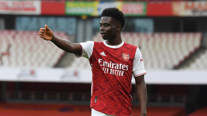 Arteta praises 'unique' Saka after Gunners finally fire to relegate West Brom