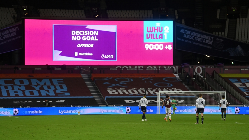 VAR is ruining the game – Grealish fumes after Villa denied equaliser