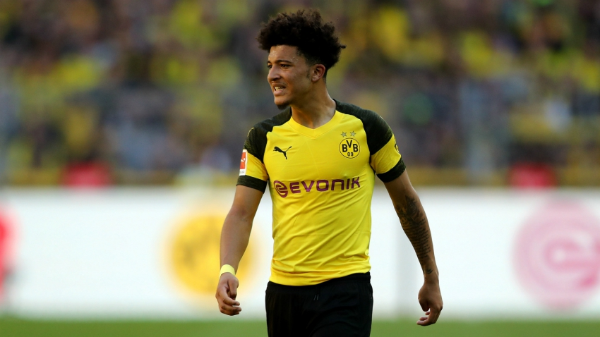 Sancho 'had a point to prove' in Dortmund's win over Manchester City