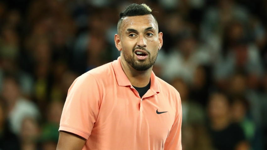 Image result for kyrgios australian open 2020 djokovic