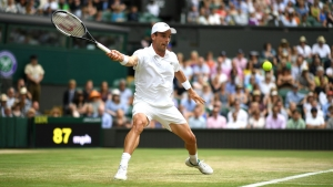 Wimbledon diary: Stag party to soften blow for Bautista Agut