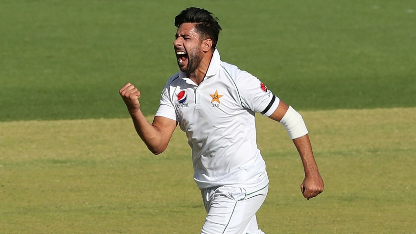 Pakistan seamer Khan stars as Australia Test hopefuls fail in Perth