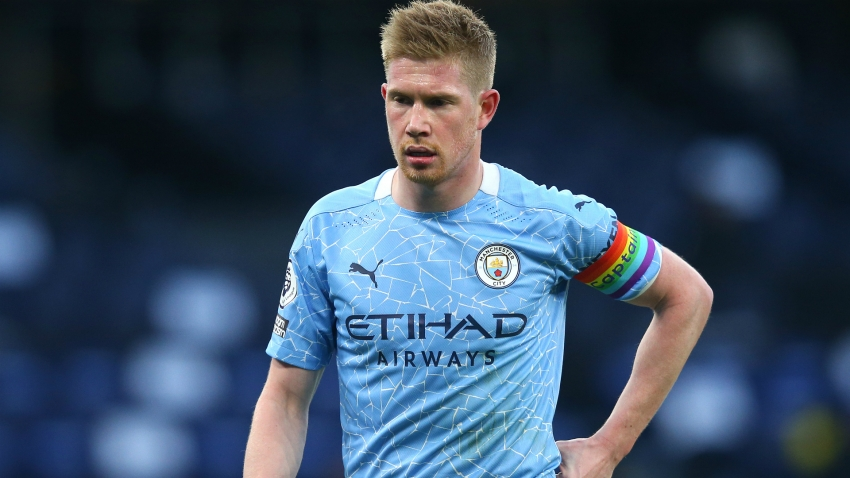 Kevin De Bruyne injured: Liverpool, Man Utd and other games Man City star could miss
