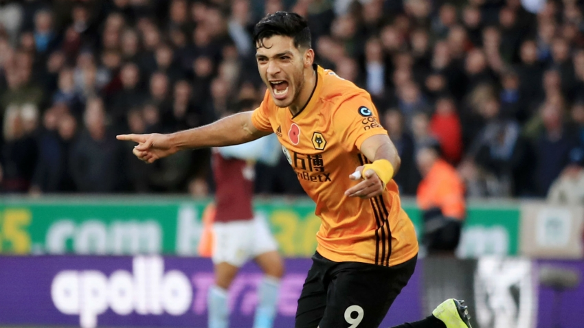 Wolves 2-1 Aston Villa: Neves and Jimenez inspire derby win
