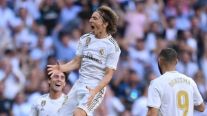 Real Madrid 4-2 Granada: Hazard scores first goal as Zidane's men hold on