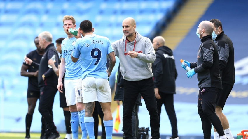 Guardiola warning to Man City stars - I know the guys who are not ready to continue what we have to do