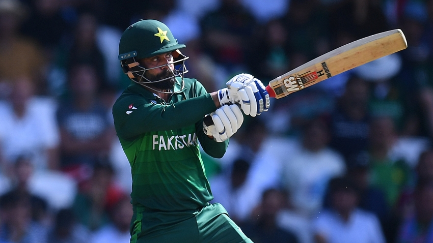 Coronavirus: Hafeez negative after second COVID-19 test