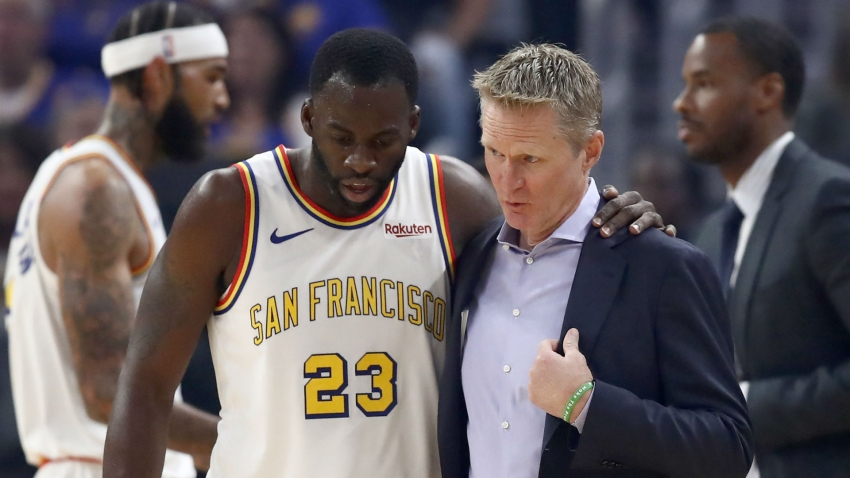 Kerr delighted to see Warriors get their reward