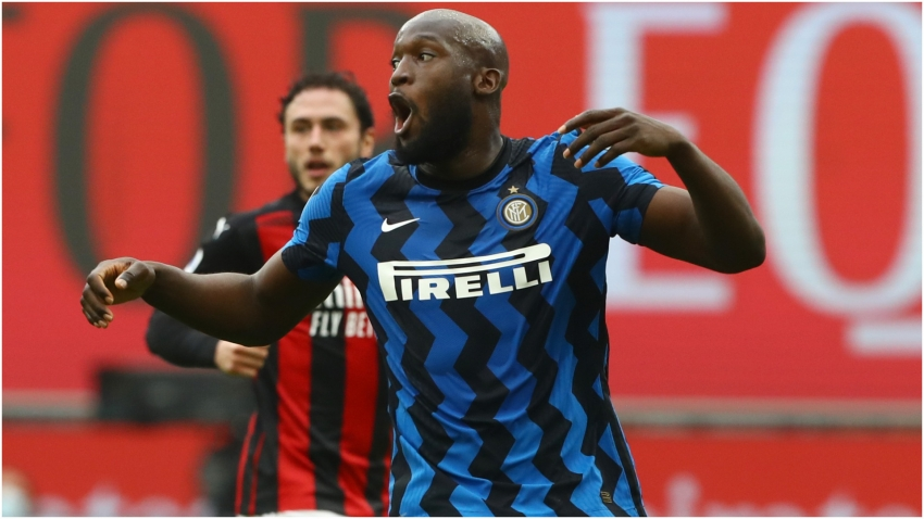 Lukaku enjoying Inter 'war zone' and says Solskjaer 'doing great' at Man Utd