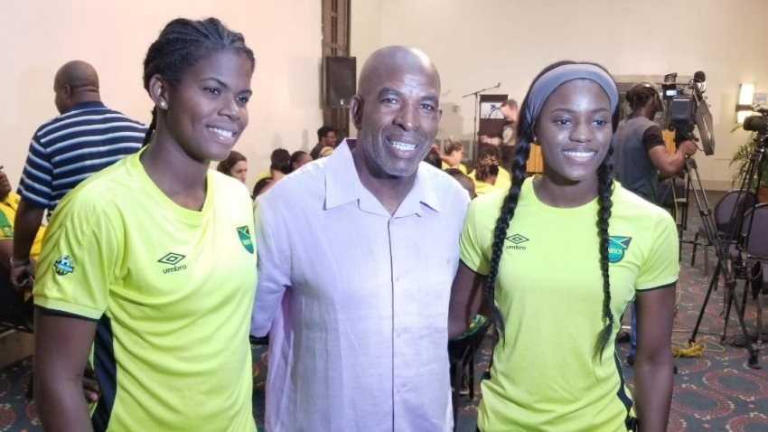 Reggae Girlz captain: Looking forward to World Cup challenge, playing Brazil