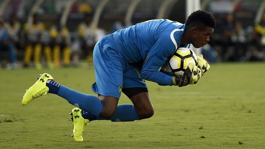 Reggae Boyz keeper Blake gearing up for big year