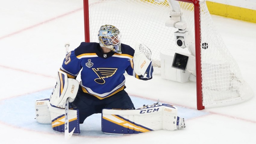 Jordan Binnington avoids arbitration, agrees to two-year deal with Blues
