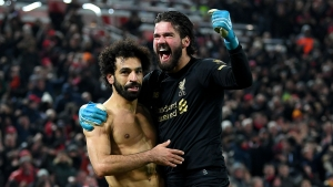 Alisson loving life at Liverpool: This club treats you as family