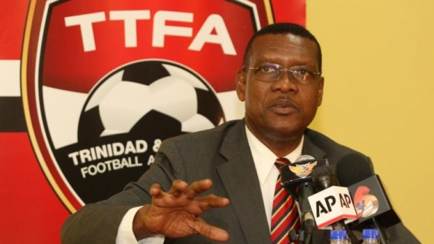 T&T football mourns the passing of former TTFA President Raymond Tim Kee