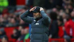 Mourinho says Liverpool boss Klopp 'didn't like the menu' at Man Utd