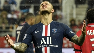 Icardi keen to form partnership with 'amazing' Cavani at PSG
