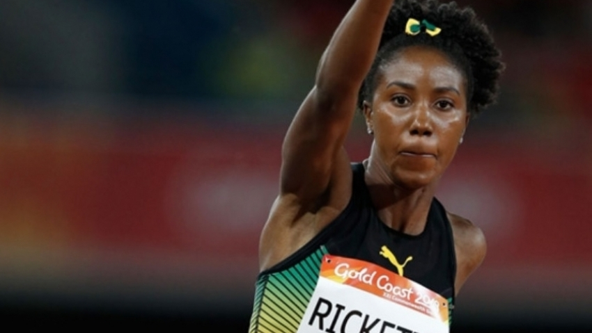 Shanieka Ricketts expected to mount gold-medal challenge in Doha