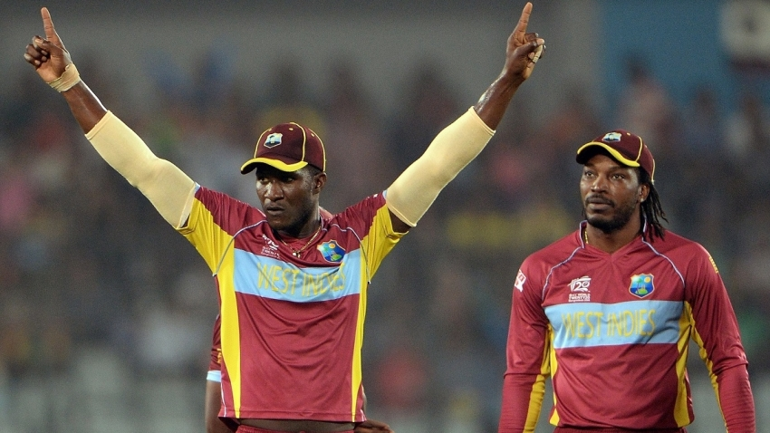 'Number 40 comes up a lot in the bible' - Sammy believes 40-year drought could be clue Windies about to lift World Cup