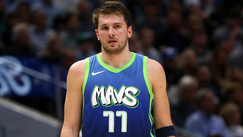 Doncic not interested in comparisons to 'one of a kind' Jordan
