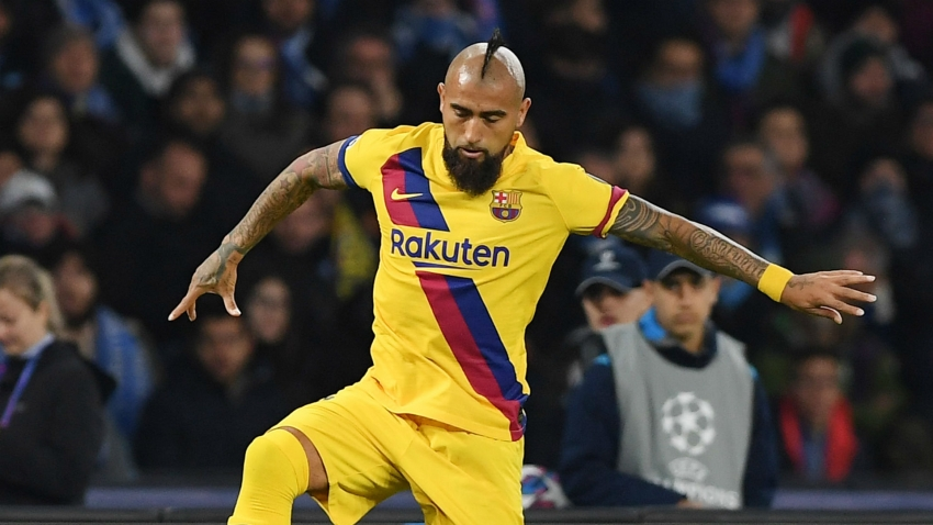 Barcelona's Vidal anticipates '11 finals' in LaLiga before claiming his ninth straight league title