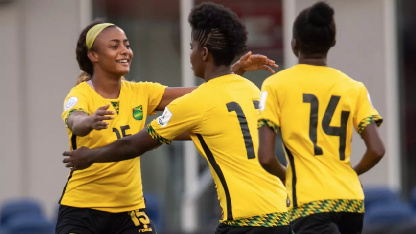 Jamaica Reggae Girlz inch closer to World Cup qualification with big win over Cuba
