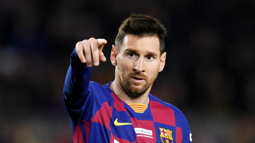 Messi claims gap between Barcelona, Real Madrid and rest of LaLiga has closed