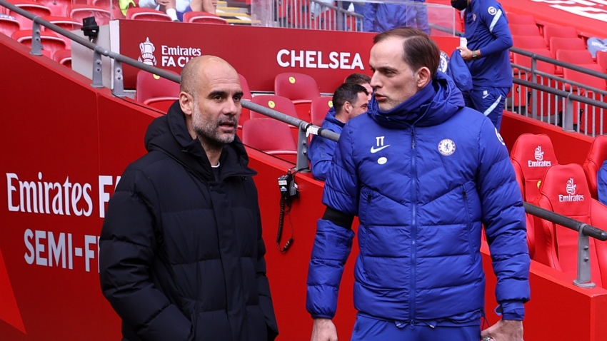 Tuchel braced for Guardiola showdown in Champions League final dress rehearsal