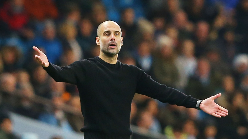 Guardiola uninterested in Liverpool v Man Utd as Reds are so far clear