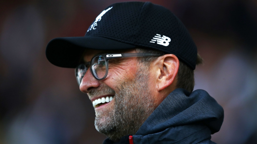 Klopp understands Guardiola joke: Liverpool haven't won title already
