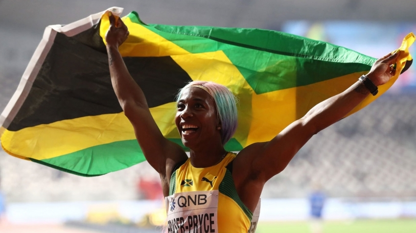 Shelly-Ann Fraser-Pryce is better than ever