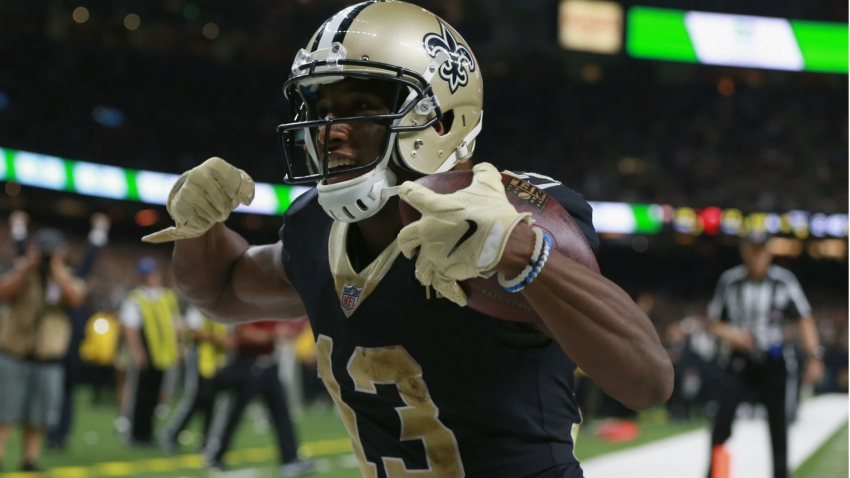 Michael Thomas, Saints agree to record-setting contract